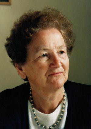 Portrait von Hermine Kugi
