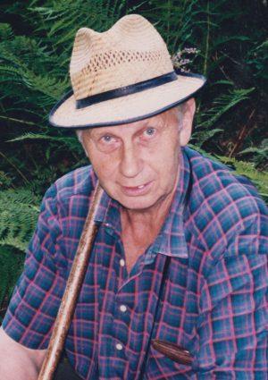 Portrait von Viktor Plank
