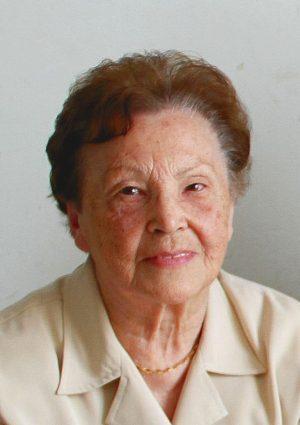 Portrait von Elsa Kolland