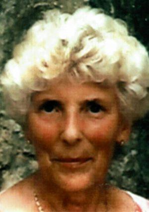 Portrait von Brunhilde Schöffmann