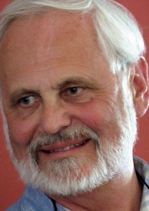 Portrait von Rudolf Ginner