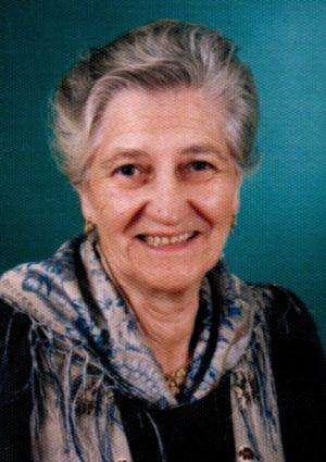 Portrait von Aloisia Lettner