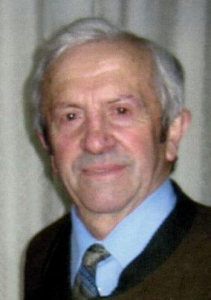 Portrait von Alfred Rohrer