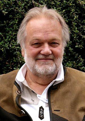 Portrait von Karl Riegler