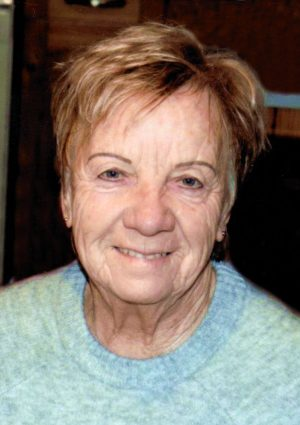 Portrait von Hannelore Treismann