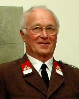 Portrait von Ludwig Zitzenbacher