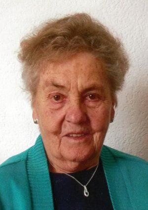 Portrait von Erna Gangl