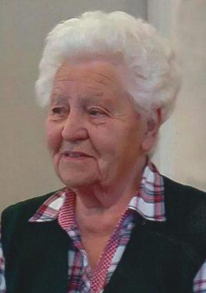 Portrait von Gertrud Ledolter