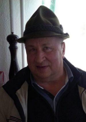Portrait von Wilfried Frühauf