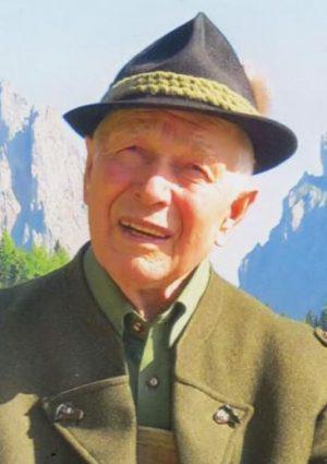 Portrait von Fritz Lemmerer